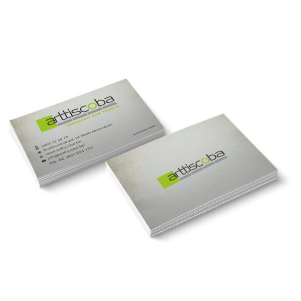 visitekaartjes-presentatie-arttiscoba