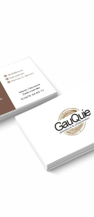 visitekaartjes-presentatie-gauquie
