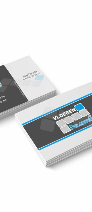 visitekaartjes-presentatie-delodder