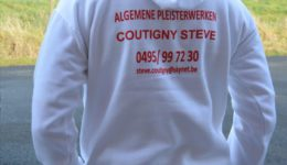 Pleisterwerken Coutigny